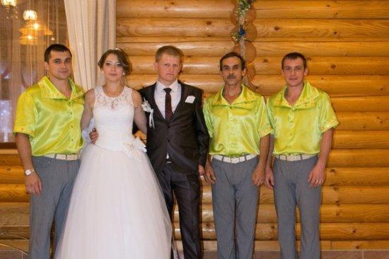 Весілля Тані  та  Івана