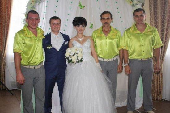 Весілля Галі та Юри