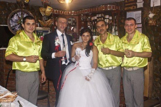 Весілля Надії та Василя