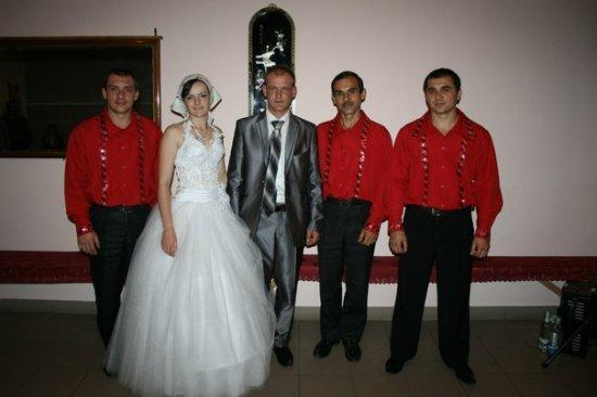 Весілля Світлани та Дмитра
