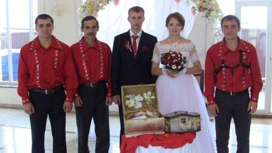 Весілля Вікусі та  Олега